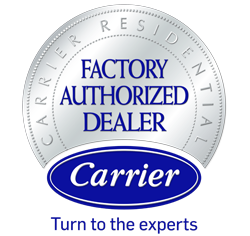Factory Authorized Dealer seal
