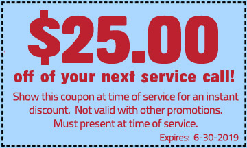 HVAC Coupons Richmond VA from W. G. Speeks